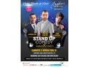 Stand-Up Comedy sambata 2 Aprilie Bucuresti