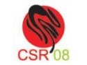 "Conferinta internationala de responsabilitate sociala –  CSR'08 ""Living the Green"""