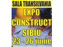 EXPOCONSTRUCT SIBIU 2011 - Targ de constructii si amenajari interioare