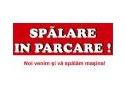 SPALARE IN PARCARE in ROMAN!