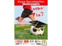 Cupa Facultatilor McDonald's la fotbal