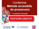 """Participa GRATUIT la conferinta """"Metode accesibile de promovare"""" organizata de PR2Advertising.ro"""