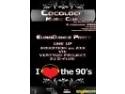Petrecere the 90s la club Cocoloco vineri 6 februarie