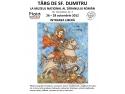 Targ de Sfantul Dumitru la Muzeul Taranului Roman