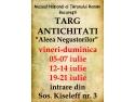 Aleea Negustorilor - Targ de Antichitati