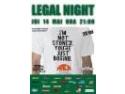 Legal Night @ Hala