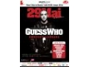 GUESS WHO - Concert Lansare