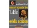 Ovidiu Scridon - Concert acoustic live