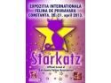 Expozitia Internationala de Pisici Starkatz/Cat-stanta