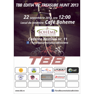 TBB Editia VII: Treasure Hunt 201