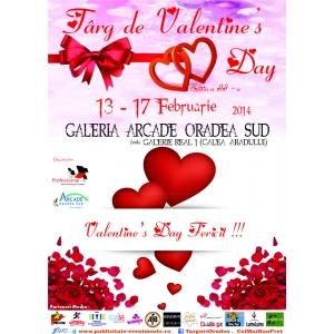 Târg de Valentine's Day
