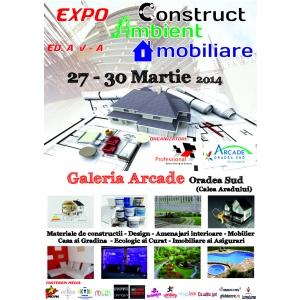 Expo Construct – Ambient și Imobiliare, ediția a V – a