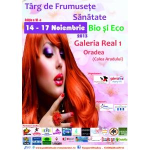 Târg de Frumusețe, Sănătate, Bio și Eco