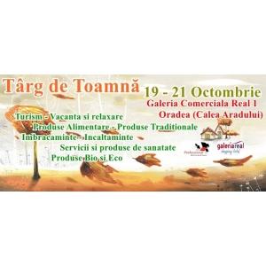 Targ de Toamna, 19 – 21 octombrie 2012