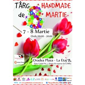 Târg Handmade de 8 Martie