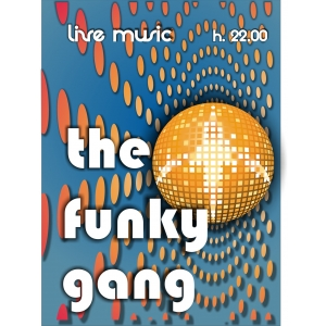 LIVE MUSIC by FUNKY GANG la OLD CITY