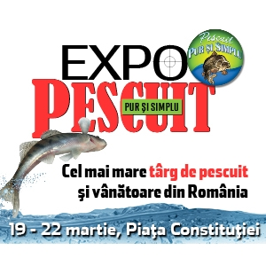 Expo Pescuit pur si simplu, editia a XV-a