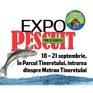 Expo Pescuit pur si simplu / Expo Aventuri la pescuit si vanatoare