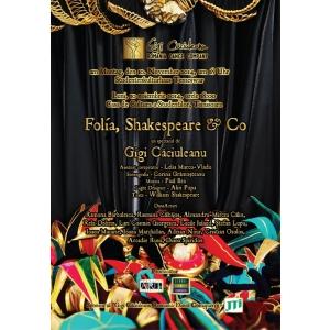 "Folia, Shakespeare&Co la Festivalul European de Teatru ""Eurothalia"" - editia 2014"