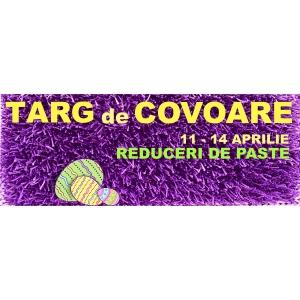 Targ de Covoare, Editia a XVI-a, 11-14 Aprilie 2013, Bucuresti