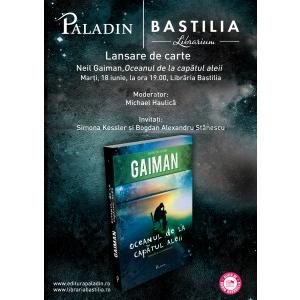 Lansare Oceanul de la capătul aleii, de Neil Gaiman