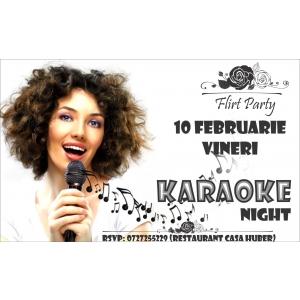 Flirt Party Karaoke Night