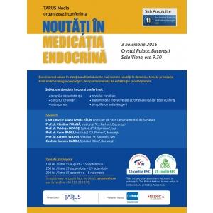 Noutati in Medicatia Endocrina