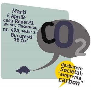 Daca e marti, Societal dezbate... Cum ne reducem amprenta de carbon?