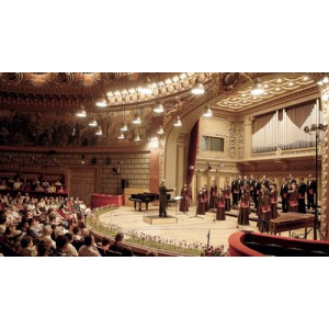 Concert extraordinar de Colinde şi Cântece de Crăciun  susţinut de Corul de cameră