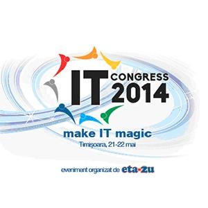 A șasea ediţie IT Congress se va desfășura în perioada 21-22 mai la Timişoara