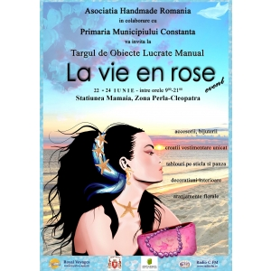 TARG HANDMADE LA VIE EN ROSE EVENTS