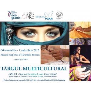 Targul multicultural SALUT!