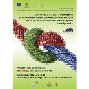 Conferinta de responsabilitate sociala a ONG-urilor