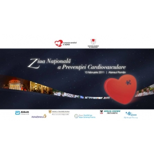 Ziua Nationala a Preventiei Cardiovasculare