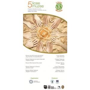 Lansare 5 licee 5 muzee Editia a 9-a