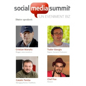 Social Media Summit Bucuresti