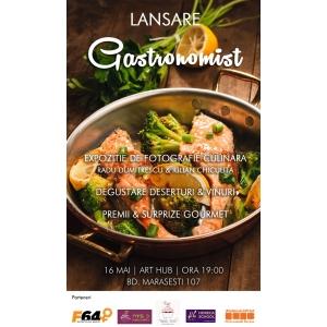 Petrecere de lansare Gastronomist