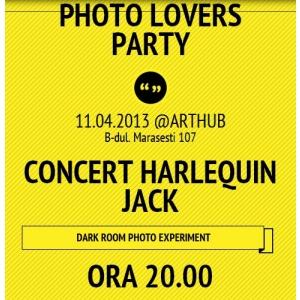 PHOTO LOVERS PARTY la ART HUB