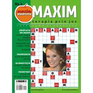 Lansare Maxim Sanatate