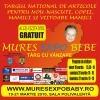 MURES EXPO BEBE - targul national cu vanzare de articole pentru nou-nascuti, copii, mamici si viitoare mamici