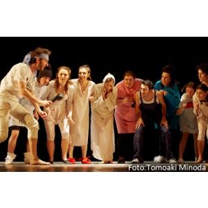 """Spectacolul """"NOI"""" la Teatrul de pe Lipscani"""