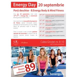 Energy Day - Porti deschise