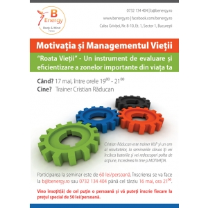 Motivatia si Managementul Vietii