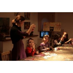 Curs de pictura, desen si modelaj pentru copii