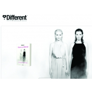 BE DIFFERENT- Eveniment lansare carte