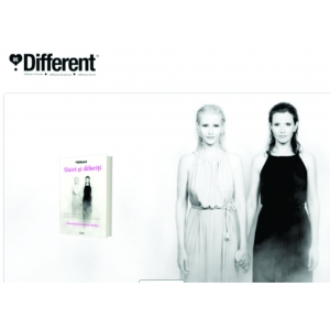 BE DIFFERENT- Eveniment lansare carte 12.12.2012