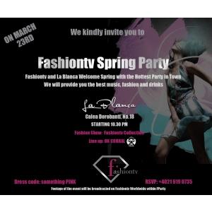 Fashiontv Spring Party