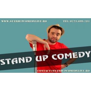 Stand Up Comedy Bucuresti Duminica 30 Septembrie St. Patrick (centrul vechi)
