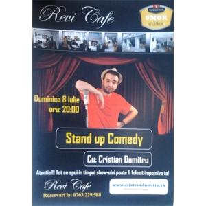 Stand Up Comedy Bucuresti Duminica 8 Iulie 2012 Revi Cafe