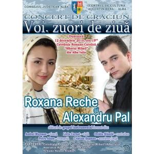 ROXANA RECHE si ALEXANDRU PAL - CONCERT DE CRACIUN